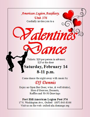 Valentines Dance poster reduced (4 inches).